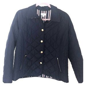 Crown and Ivy Navy blue Jacket